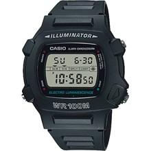 Relógio Casio Illuminator Masculino W-740-1VS