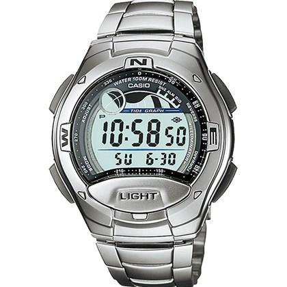 63b7fb35a7f Relógio Casio Illuminator Masculino W-753D-1AVDF - My Time
