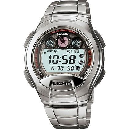 c8cb9f86ae3 Relógio Casio Illuminator Masculino W-755D-1AVDF - My Time