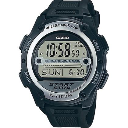 0691845e3fd Relógio Casio Illuminator Masculino W-756-1AVDF - My Time