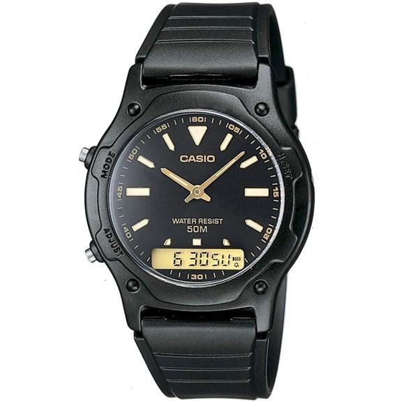 Relógio Casio Masculino AW-49HE-1AVDF