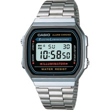 Relógio Casio Vintage Feminino A168WA-1WDF