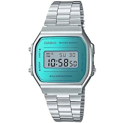 74edf0c2122 Relógio Casio Vintage Feminino A168WEM-2DF - My Time