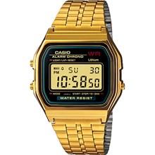 Relógio Casio Vintage Feminino Dourado A159WGEA-1DF