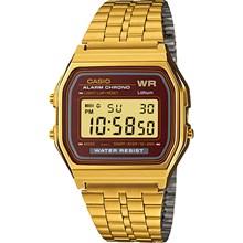 Relógio Casio Vintage Feminino Dourado A159WGEA-5DF