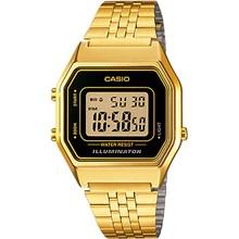 92aa938e59f Relógio Casio Vintage Feminino LA680WGA-1DF ...