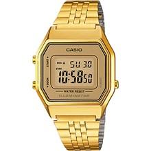 53debaa0402 Relógio Casio Vintage Feminino LA680WGA-9DF ...