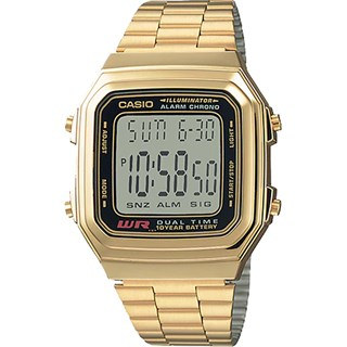 Relógio Casio Vintage Masculino A178WGA-1AUDF