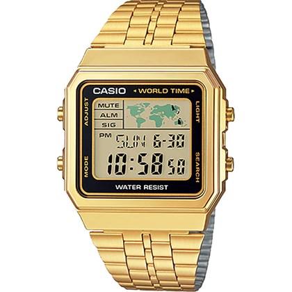 cca02b9dc51 Relógio Casio Vintage Masculino A500WGA-1DF - My Time