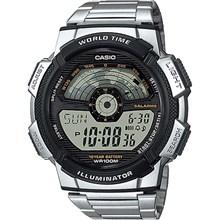 Relógio Casio World Time Masculino AE-1100WD-1AVDF