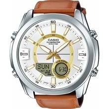 Relógio Casio World Time Masculino AMW-810L-5AVDF