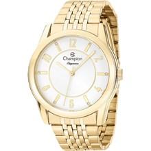 Relógio Champion Elegance Feminino Dourado Prata CN26233H
