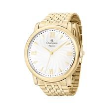 Relógio Champion Elegance Feminino Dourado Prata CN27787H