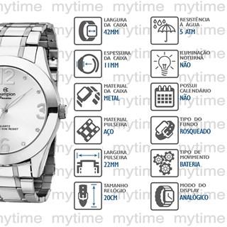 Relógio Champion Feminino CH24268Q