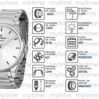Relógio Champion Feminino CN27590Q