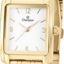 Relógio Champion Feminino Dourado Branco CH25187H