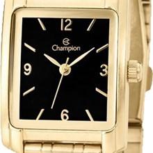 Relógio Champion Feminino Dourado Preto CH25187U