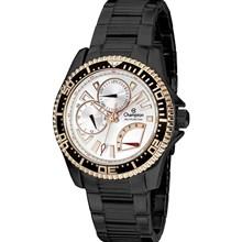 Relógio Champion Masculino Multifunção Preto Branco CA30669S