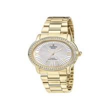Relógio Champion Passion Feminino Dourado Branco CH24580H