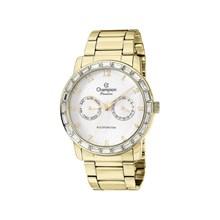 Relógio Champion Passion Feminino Dourado Branco CH38422H