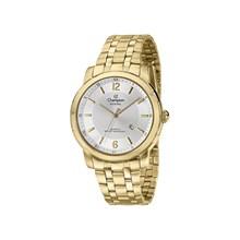 Relógio Champion Steel Feminino Dourado Branco CS28227H