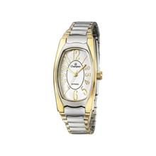 Relógio Champion Steel Feminino Misto Branco CS28174B