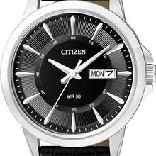 Relógio Citizen Classic Masculino Prata Preto BF2011-01E
