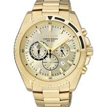 Relógio Citizen Masculino Cronógrafo Dourado AN7012-50P