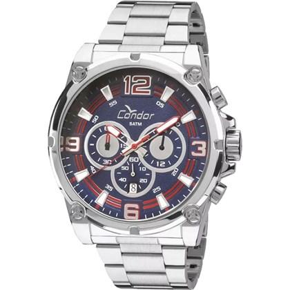 42398494656 Relógio Condor Masculino Cronógrafo COVD53AA 3A - My Time