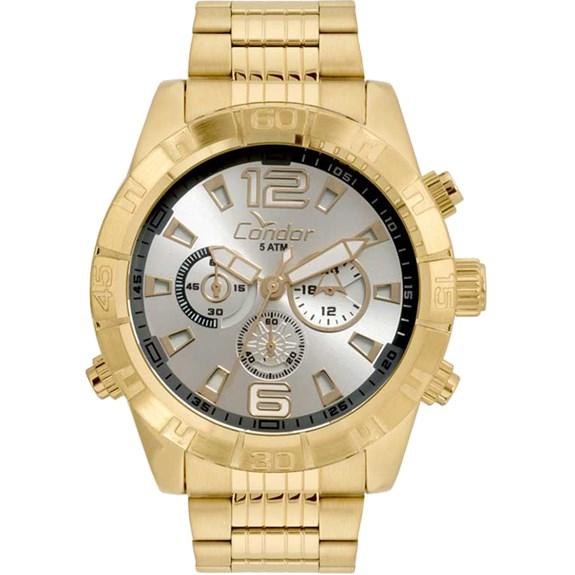 Relógio Condor Masculino Cronógrafo COVD54AW/4K