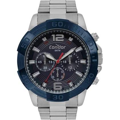 1c34a3cc5ea Relógio Condor Masculino Cronógrafo COVD54BA 3A - My Time