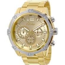 Relógio Condor Masculino Dourado COVD54AE/4X