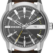 Relógio Diesel Armbar Masculino couro Marrom DZ1782