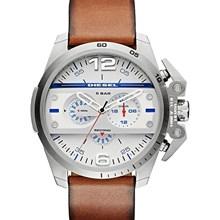 Relógio Diesel Ironside Masculino Cronógrafo Couro DZ4365