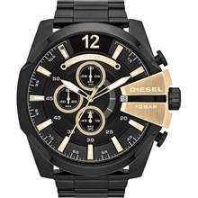 b8d1ee11f77 Relógio Diesel Masculino Cronógrafo Dourado DZ4268 - My Time