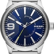 Relógio Diesel Rasp Masculino Prata Azul DZ1763