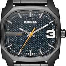 Relógio Diesel Shifter Masculino Cinza Jeans DZ1693