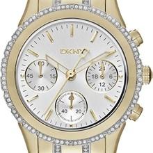 Relógio Dkny Feminino Cronógrafo Misto NY8707