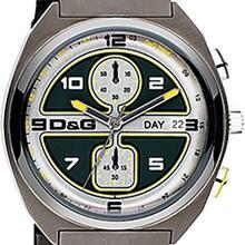 Relógio Dolce Gabbana Masculino Cronógrafo Preto Cinza 54007G0DSNA2