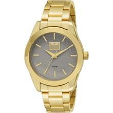 Relógio Dumont Feminino Dourado Cinza DU2035LMY/4C