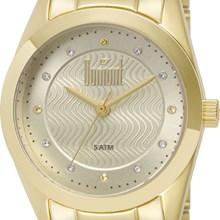Relógio Dumont Feminino Dourado DU2036LRR/4D