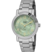 Relógio Dumont Feminino Prata Verde DU2115DO/1V
