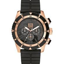Relógio Ecko Unltd Masculino Cronógrafo Preto Rose E20059G1