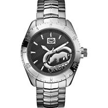 Relógio Ecko Unltd Masculino Prata Cinza E11527G1