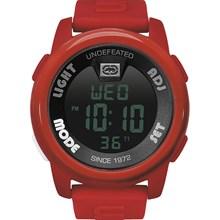 Relógio Ecko Unltd Masculino Vermelho Preto E07503G4