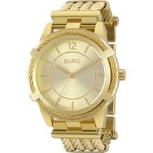 Relógio Euro Feminino Dourado EU2035YED/4D