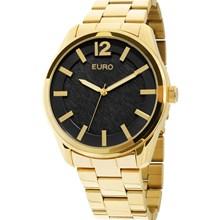 Relógio Euro Feminino Dourado Preto EU2036LYB/4P