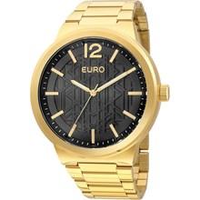 Relógio Euro Feminino Dourado Preto EU2036YEA/4P