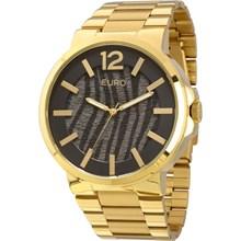 Relógio Euro Feminino Dourado Safari EU2036LYK/4P