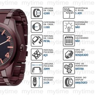 Relógio Euro Feminino EU2035XH/4M